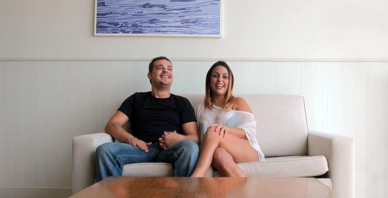 Jenna y Dani, la primera vez de esta pareja española