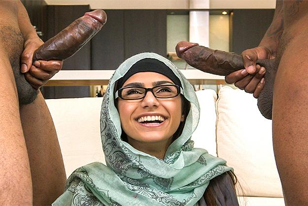 Mia Khalifa, My Big Black Threesome