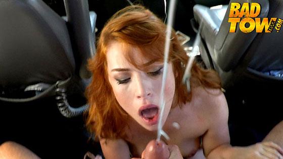 BadTowTruck: Gwen Stark, Hot Mess