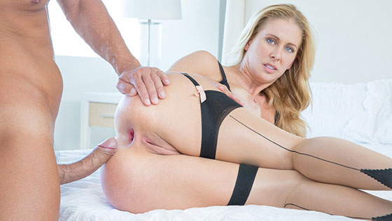 Tushy: Cherie Deville, Hot Wife Pays Debt With Anal