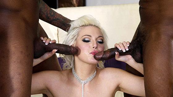 Airerose jenna ivory gets stuffed by two mass 3