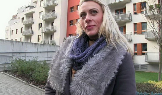 PublicAgent: Brittany, Cold Big Cock But A Warm Wet Pussy / E356