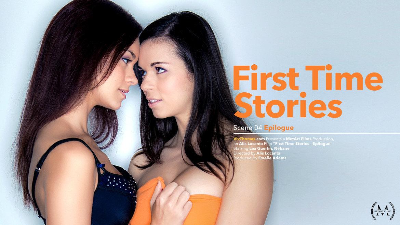 VivThomas: Lea Guerlin & Nekane: First Time Stories Episode 4 – Epilogue