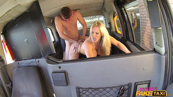 Missy fucked her in the ass
