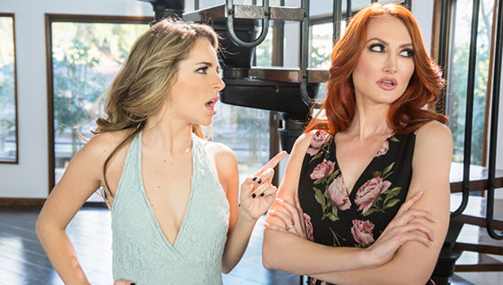 MommysGirl: Kendra James and Kimmy Granger, Almost Caught: The Final Time