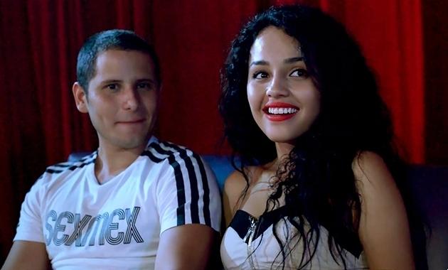 Mexicanas de Torbe: Helena Danae, Un buen polvo en publico