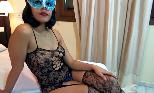 Xdeluxe: Luna una Explosiva Teen Cubana