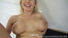 CzechCasting: Horny big boobs Veronika gets fucked