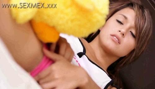 Sexmex Teens: mayra teddybear