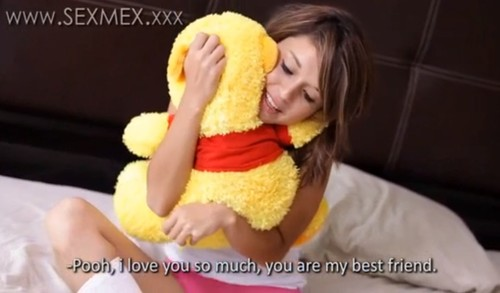 Sexmex: Teens – Mayra teddybear complete