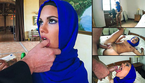 ArabsExposed: Apolonia, Anything to Help The Poor