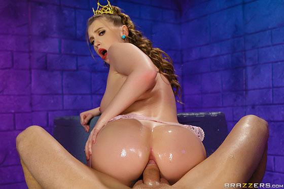 Harley Jade, The Princess's Peach: A XXX Parody