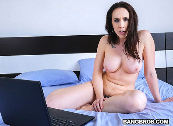 BangPOV: Chanel Preston, Stepmom is an Anal Whore