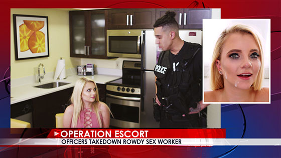 OperationEscort: Riley Star, Officers Takedown Rowdy Sex Worker / E08