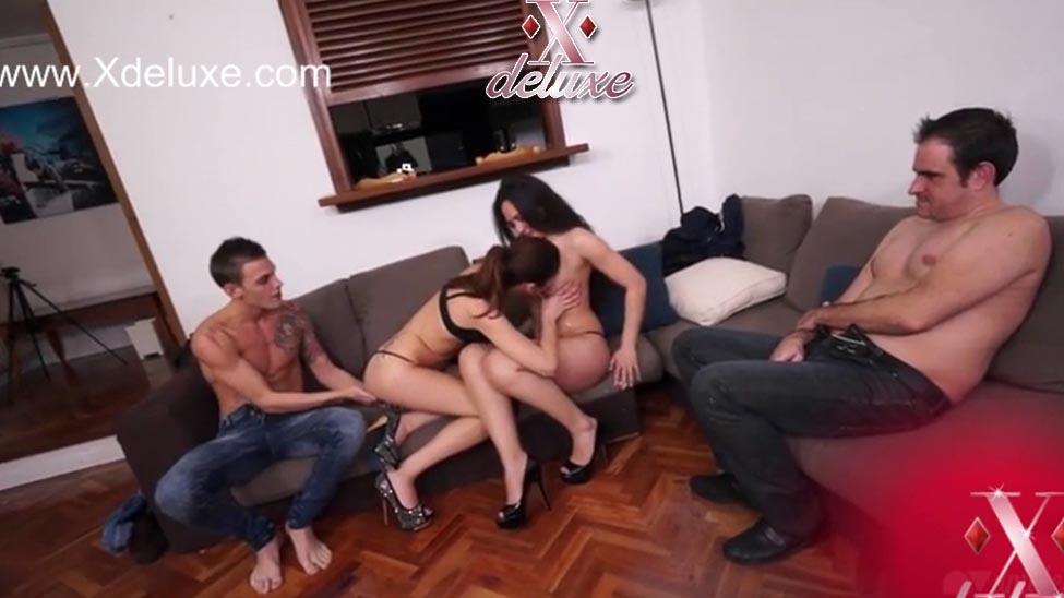 XDELUXE: Bruno y Diana se atreven con Chris y Beatrizz