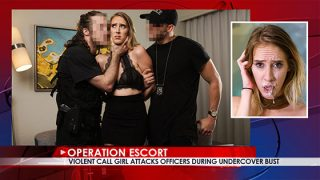 OperationEscort: Cadence Lux, Violent Call Girl Attacks Officers During Undercover Bust / E22