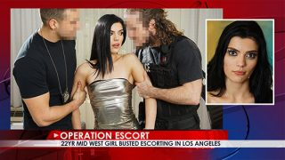 OperationEscort: Sadie Blake, 22yr Mid West Girl Busted Escorting In Los Angeles / E21