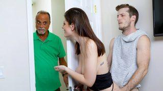 FamilyStrokes: Michele James – Prankster Penis For Stepsis